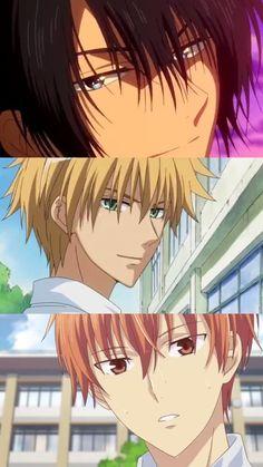 Cute Anime Boy, I Love Anime, Cute Anime Couples, Kyo Manga, Manga Anime, Anime Films, Anime Characters, Fruits Basket Anime, Fruits Basket Cosplay