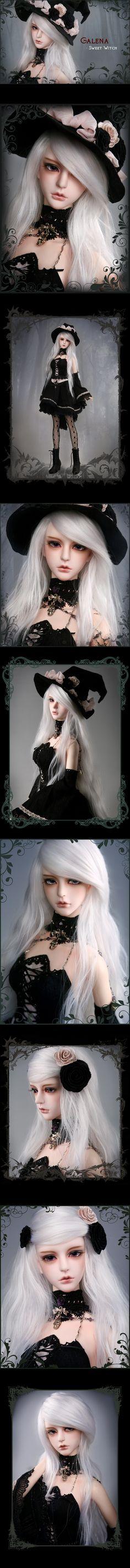the SOOM emporium Galena-Sweet witch #bjd