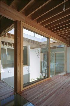 Hanaha - Makinohara, Japan - 2011 - Atsushi Kawamoto #architecture #japan #house
