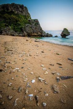 """Hidden Beach"" on Miyagi Island"
