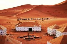 3-Day tour to Merzouga Dunes from Marrakech including Camel Trek and Desert Camp