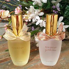 We're feeling fresh, floral & feminine w/ @thymesfragrances! 💐 #BeautyReport #HSNbeauty #Thymes #Goldleaf