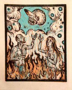 Leonard Greco (2014) Las Ánimas del Purgatorio