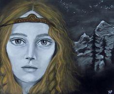 Val (art by Anastasia Robozeeva)