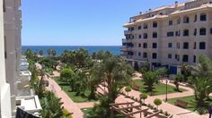 Amazing beachfront apartment for sale in Manilva - 92,000 EUR - spanielsko-reality.eu Apartments For Sale, Multi Story Building, Amazing, Dolphins, Self