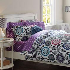 Fab Floral Duvet Cover & Pillowcases   PBteen