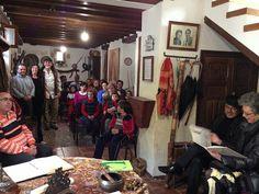 cuento cuentos de molino, Biblioteca Municipal Valdepeñas