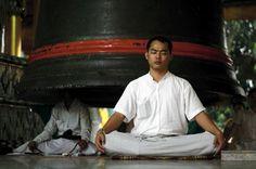 meditation lernen kloster aschram