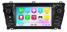 Special Offers - YINUO Wider Screen 8 800480 Car DVD Player GPS Stereo for Toyota Corolla 2014 In Dash Navigation Receiver with Digital Touch Screen support GPS/DVD/iPhone iPod/AM FM Radio/Steering Wheel Control/Bluetooth/3G/DVR/AV-IN with Free External Mic & 8GB Map Card as gift - In stock & Free Shipping. You can save more money! Check It (June 23 2016 at 02:10AM)…