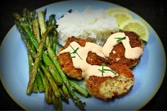 Homemade Crab Cakes with a SpicySauce