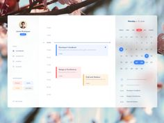 Calendar App for Mac OSX by Filip Legierski for Riotters on Dribbble App Design, Home Design, Dashboard Design, Dashboard Ui, Mobile Design, Interior Design, Windows Xp, Mac Os, Apps For Mac