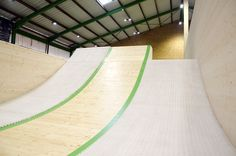ski freestyle indoor, Neydens / haute savoie