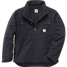 Carhart Quick Duck jackets (30% lighter than regular Carhartts but just as warm) - review.