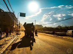 Mad Max: Fury Road in Kathmandu.  #kathmandu #nepal #madmax #madmaxfuryroad #vehicles #tealandorange #road #streetsnap #dutourdumonde #dktm #nepal8thwonder #shotoniphone #cinematic #cinematicphotography #machine #fury #furyroad #dust #dusty