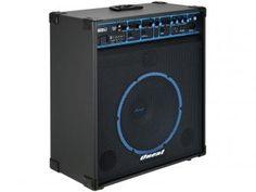 Caixa de Som Oneal Ocm 590 80W RMS - Entrada Auxiliar/SD/USB