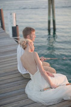 South Florida Citrus Wedding Inspiration from Jessica Lorren