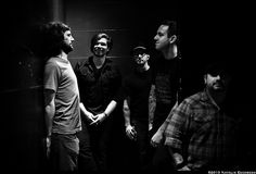 Have a full length conversation with the boys from Taking Back Sunday