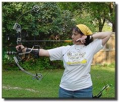 A compound bow has to be made specifically for the left-handed.