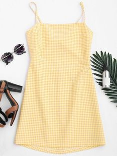 GET $50 NOW | Join Zaful: Get YOUR $50 NOW!https://m.zaful.com/checked-bowknot-cut-out-mini-dress-p_288323.html?seid=jpqe9o0v2ebvn514olt3gs1km2zf288323