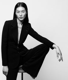 ☆ Liu Wen | Photography by Daniel Riera | For WSJ Magazine | May 2014 ☆ #Liu_Wen #Daniel_Riera #WSJ_Magazine #2014