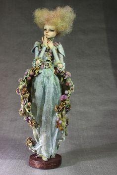новая кукла - Кукольный уголок    by Irina Deineko