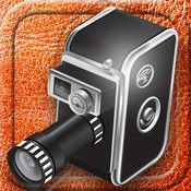 8mm Vintage Camera  Shoot vintage 8mm movies in real time!The most authentic, versatile, and easy to use retro video camera on the App Store. $1.99