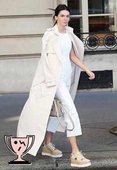 El look de la semana es para Kendall Jenner vestida de ASOS