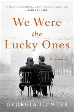 The Best New Book Releases, February 14, 2017. The story that so grippingly comes across in the pages of We Were the Lucky Ones isn't strictly fiction—the characters and events that inhabit this Holocaust survival story are based on her family's own history.
