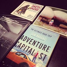 My reading queue is off to a great start with Julius Shulman, Vader & Son, #Microworlds and Adventure Capitalist.