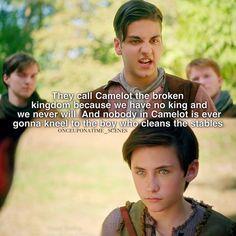 "Arthur and the Boy - 5 * 4 ""Broken Kingdom"""