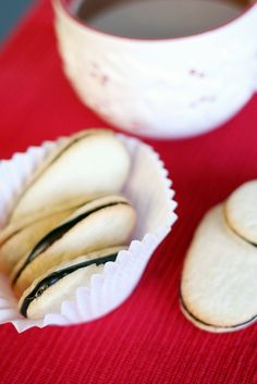 Homemade Milano Cookies by jigginjessica, via Flickr(Gale Gand)