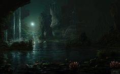 Sfondi con mistico sfrenata invitto agguato dimora natura colossale
