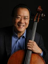 Yo-Yo Ma - I have never seen someone on stage so filled with joy!
