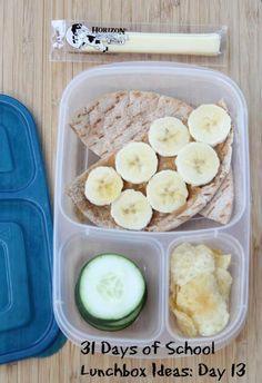 31 Days of School Lunchbox Ideas: Day #13   5DollarDinners.com