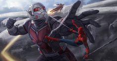 Ant-Man and the Wasp  será la próxima película donde aparecerán Paul Rudd  y Evangeline Lilly  en e...
