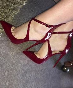 Women Shoes With Heels, women shoes, Heels, Christian Louboutin Marlenarock Hot Shoes, Crazy Shoes, Pretty Shoes, Beautiful Shoes, Pumps Heels, Stiletto Heels, Flats, Red Heels, Shoes Sandals