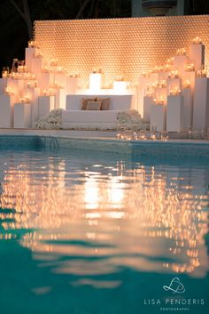Wedding Venue set up for Emirati Wedding , photographed by UAE based wedding photographer www.lpphotography.net