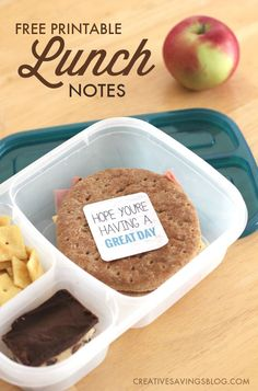 Add these printable lunch notes to your kiddos {or husband`s} lunches and instantly brighten their day with love and encouragement. Three versions are available for FREE as an instant download!