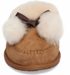 Main Image - UGG® Hafnier Genuine Shearling Slipper (Women)