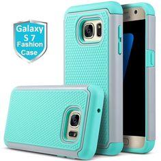 Samsung Galaxy S7 G9300 Dual Layer shockproof Case