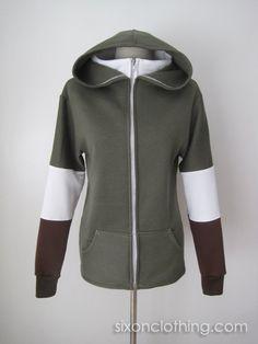 The Legend of Zelda Link Hoodie Jacket