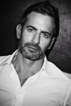 Marc Jacobs photographed by Peter Lindbergh for the CFDA Journal 2013
