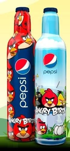 Pepsi Angry Birds