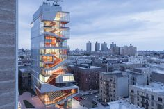 Completed in 2016 in New York, United States. Images by Nic Lehoux, Iwan Baan . Columbia University Medical Center's new, state-of-the-art medical and graduate education building, the Roy and Diana Vagelos Education Center, will...
