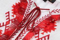 Vestido Casual Para As Mulheres 2016 Mais Recente Desfile de Moda V neck Branco/Vermelho Patchwork Bordado Meia Manga Lanterna Vestido De Linho Verão em Vestidos de Das mulheres Roupas & Acessórios no AliExpress.com   Alibaba Group