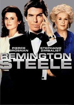 Remington Steele, Pierce Brosnan  was so fine!