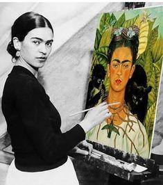 Diego Rivera, Andy Warhol, Henri Matisse, Frida Kahlo Portraits, Frida Art, Mexican Artists, Wedding Art, Museum Of Modern Art, Animal Tattoos
