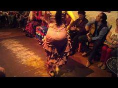 Flamenco Dance Gitanos Part 1- Ole! Beautiful dance.