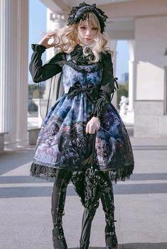 Gothic Medieval Dress