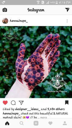 Floral Henna Designs, Mehndi Designs Book, Stylish Mehndi Designs, Mehndi Designs For Beginners, Mehndi Designs For Girls, Mehndi Design Pictures, Wedding Mehndi Designs, Dulhan Mehndi Designs, Beautiful Mehndi Design